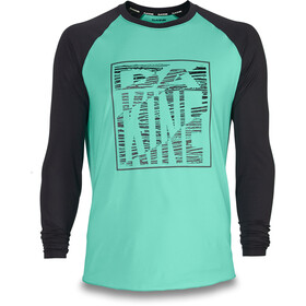Dakine Dropout LS Jersey Herren electric mint